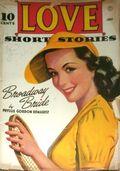 Love Short Stories (1940-1955 Popular Publications) Pulp Vol. 7 #3