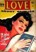 Love Short Stories (1940-1955 Popular Publications) Pulp Vol. 8 #1