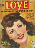 Love Short Stories (1940-1955 Popular Publications) Pulp Vol. 8 #3