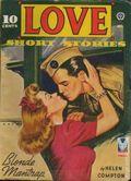 Love Short Stories (1940-1955 Popular Publications) Pulp Vol. 8 #4