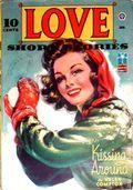 Love Short Stories (1940-1955 Popular Publications) Pulp Vol. 9 #1