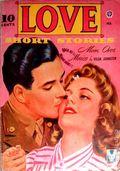 Love Short Stories (1940-1955 Popular Publications) Pulp Vol. 9 #2