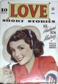 Love Short Stories (1940-1955 Popular Publications) Pulp Vol. 9 #4