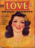 Love Short Stories (1940-1955 Popular Publications) Pulp Vol. 10 #1
