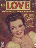 Love Short Stories (1940-1955 Popular Publications) Pulp Vol. 10 #2
