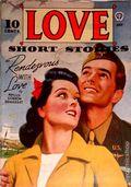 Love Short Stories (1940-1955 Popular Publications) Pulp Vol. 10 #3