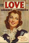 Love Short Stories (1940-1955 Popular Publications) Pulp Vol. 10 #4