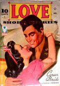 Love Short Stories (1940-1955 Popular Publications) Pulp Vol. 11 #1