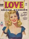 Love Short Stories (1940-1955 Popular Publications) Pulp Vol. 11 #3