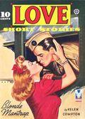 Love Short Stories (1940-1955 Popular Publications) Pulp Vol. 11 #4
