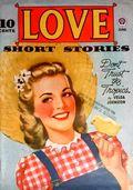 Love Short Stories (1940-1955 Popular Publications) Pulp Vol. 13 #2