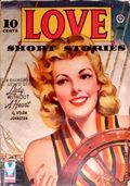 Love Short Stories (1940-1955 Popular Publications) Pulp Vol. 13 #4