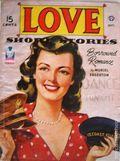 Love Short Stories (1940-1955 Popular Publications) Pulp Vol. 14 #1