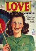 Love Short Stories (1940-1955 Popular Publications) Pulp Vol. 14 #3