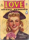 Love Short Stories (1940-1955 Popular Publications) Pulp Vol. 15 #1
