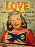 Love Short Stories (1940-1955 Popular Publications) Pulp Vol. 16 #1