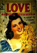 Love Short Stories (1940-1955 Popular Publications) Pulp Vol. 16 #2