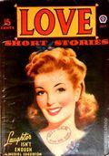 Love Short Stories (1940-1955 Popular Publications) Pulp Vol. 16 #3