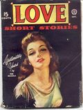 Love Short Stories (1940-1955 Popular Publications) Pulp Vol. 17 #1