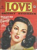 Love Short Stories (1940-1955 Popular Publications) Pulp Vol. 17 #3