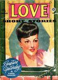 Love Short Stories (1940-1955 Popular Publications) Pulp Vol. 17 #4
