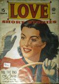 Love Short Stories (1940-1955 Popular Publications) Pulp Vol. 18 #3