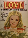 Love Short Stories (1940-1955 Popular Publications) Pulp Vol. 19 #3