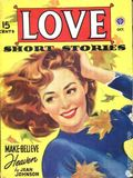 Love Short Stories (1940-1955 Popular Publications) Pulp Vol. 20 #2