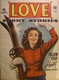 Love Short Stories (1940-1955 Popular Publications) Pulp Vol. 21 #1
