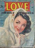 Love Short Stories (1940-1955 Popular Publications) Pulp Vol. 21 #2