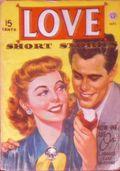 Love Short Stories (1940-1955 Popular Publications) Pulp Vol. 22 #4