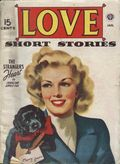 Love Short Stories (1940-1955 Popular Publications) Pulp Vol. 24 #1
