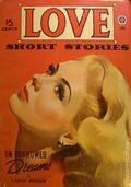 Love Short Stories (1940-1955 Popular Publications) Pulp Vol. 24 #2