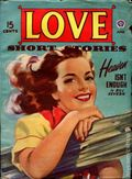 Love Short Stories (1940-1955 Popular Publications) Pulp Vol. 25 #2