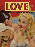 Love Short Stories (1940-1955 Popular Publications) Pulp Vol. 25 #3