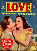 Love Short Stories (1940-1955 Popular Publications) Pulp Vol. 25 #4
