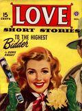 Love Short Stories (1940-1955 Popular Publications) Pulp Vol. 26 #3