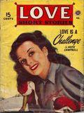 Love Short Stories (1940-1955 Popular Publications) Pulp Vol. 27 #2