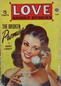 Love Short Stories (1940-1955 Popular Publications) Pulp Vol. 27 #3
