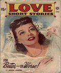 Love Short Stories (1940-1955 Popular Publications) Pulp Vol. 28 #2