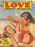 Love Short Stories (1940-1955 Popular Publications) Pulp Vol. 28 #4