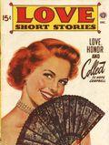 Love Short Stories (1940-1955 Popular Publications) Pulp Vol. 29 #4