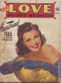 Love Short Stories (1940-1955 Popular Publications) Pulp Vol. 30 #3