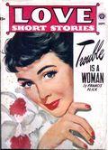 Love Short Stories (1940-1955 Popular Publications) Pulp Vol. 32 #1