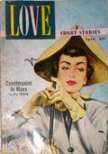 Love Short Stories (1940-1955 Popular Publications) Pulp Vol. 33 #3