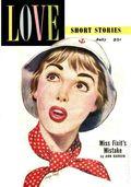 Love Short Stories (1940-1955 Popular Publications) Pulp Vol. 34 #1