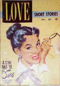 Love Short Stories (1940-1955 Popular Publications) Pulp Vol. 34 #3