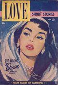 Love Short Stories (1940-1955 Popular Publications) Pulp Vol. 34 #4