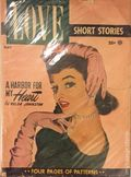 Love Short Stories (1940-1955 Popular Publications) Pulp Vol. 36 #4