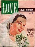 Love Short Stories (1940-1955 Popular Publications) Pulp Vol. 37 #1